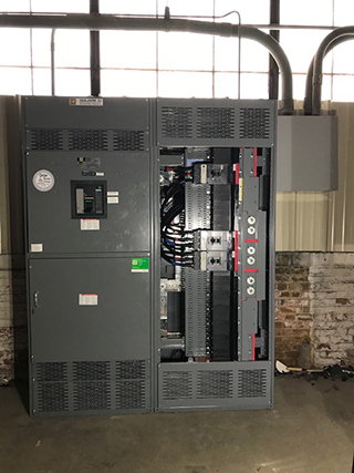 Industrial Electrical Cabinets